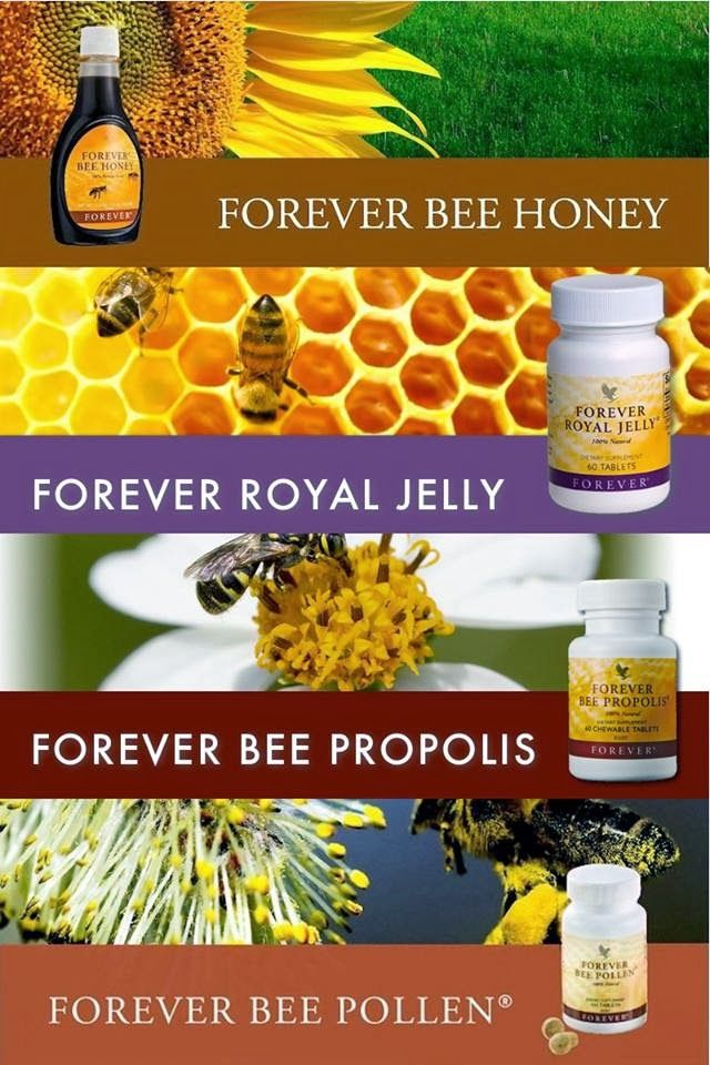 Interested to know more about Forever Living bee products? http://www.healeraloe.flp.com/