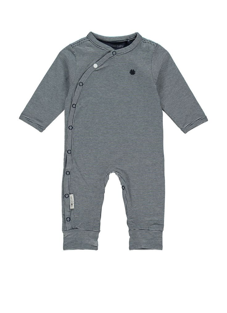 Babypak Quin van Noppies in een comfortabele katoenkwaliteit met stretch. Dit…
