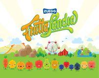 Logo e illustrazioni FruttaLandia