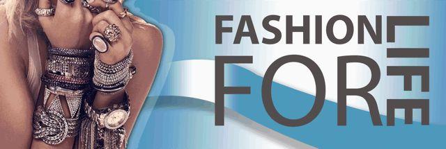 Fashionforlife is een sieraden online shop dat zich specialiseerd in de verkoop van bijoux van goede kwaliteit en voor een betaalbare prijs.  Bij Fashionforlife betaald u geen verzendkosten.   Aarzel niet langer en word klant van fashionforlife en abonneer u op onze nieuwsbrief.   Wij van Fashionforlife wensen u veel shop plezier!!!