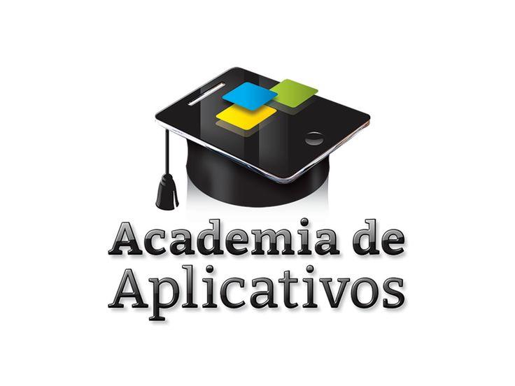 Logotipo criado pela Ópera para a Academia de Aplicativos de Salvador | BA.