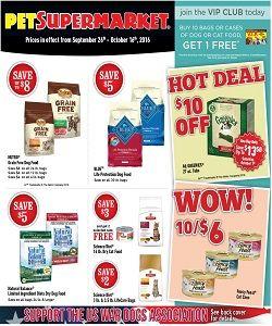 Pet Supermarket Weekly Sales - http://www.allweeklyads.com/pet-supermarket-weekly-sales/