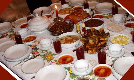 Polish Christmas Wigilia Meal Recipes