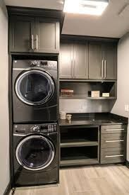 Image Result For Laundry Room Ideas Stacked Washer Dryer