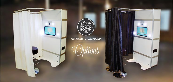 Alcove PhotoboothWedding Photo Booth Rentals WE don't Just make smiles we make memoires