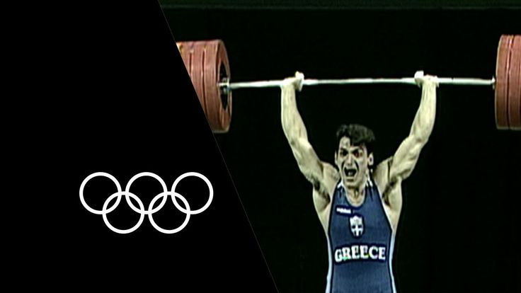 Most Decorated Olympic Weightlifter - Pyrros Dimas   Olympic Records