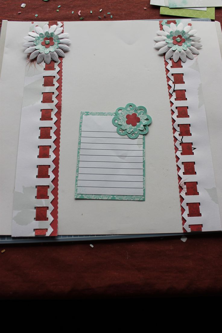 Scrapbook ideas creative memories - Picket Fence Scallop Circle Maker Blossom Place And Punch And Friendship Maker Scrapbook Borderscreative Memoriespicket