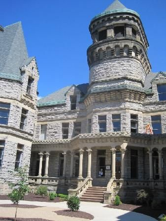 Ohio State Reformatory  Built in 1886 for young offenders, this castle-like prison is now listed on the national register of historic places and offers guided tours.