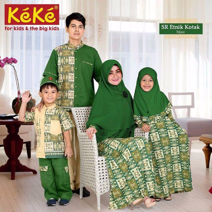 Sarimbit Terbaru dari KEKE .. Motif etnik kotak yang unik dalam busana gamis ibu dan anak berbahan spandex balon yang lembut dan nyaman dipaki.serasi dengan busana koko ayah dan anak dengan bahan katun print dengan kualitas terbaik.Hadirkan kebersamaan dalam berbusana dengan busana muslim sarimbit dari Keke.. Info pemesanan dan tanya tanya bisa langsung chat: Admin 1: BBM:586DFCE3/WA:08121811950 Admin 2: BBM:7C7785E7/WA:081210998901 Admin 3: Wa:08128776890 bbm;5e5598ab