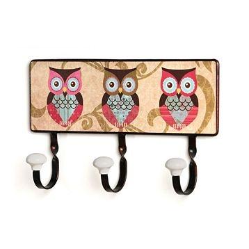 Owl Wall Hook