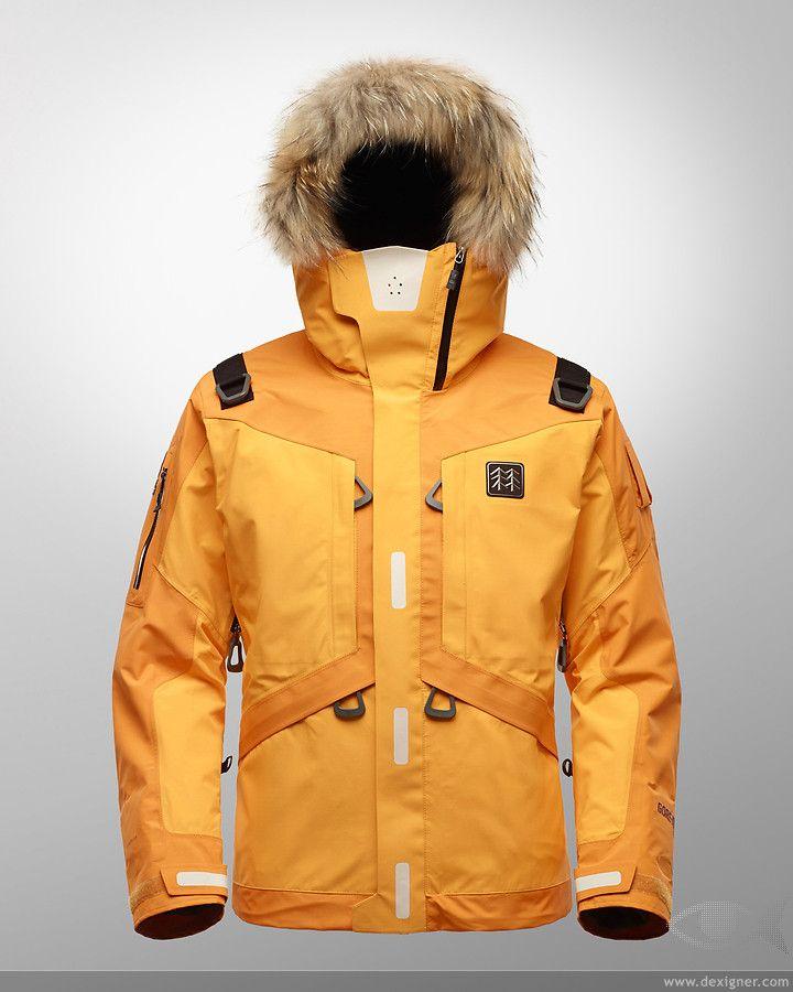 Kolon Sport - Life Tech jacket | Seymourpowell