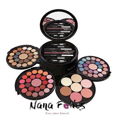 Bubble palette Nocibé #makeup #nocibe