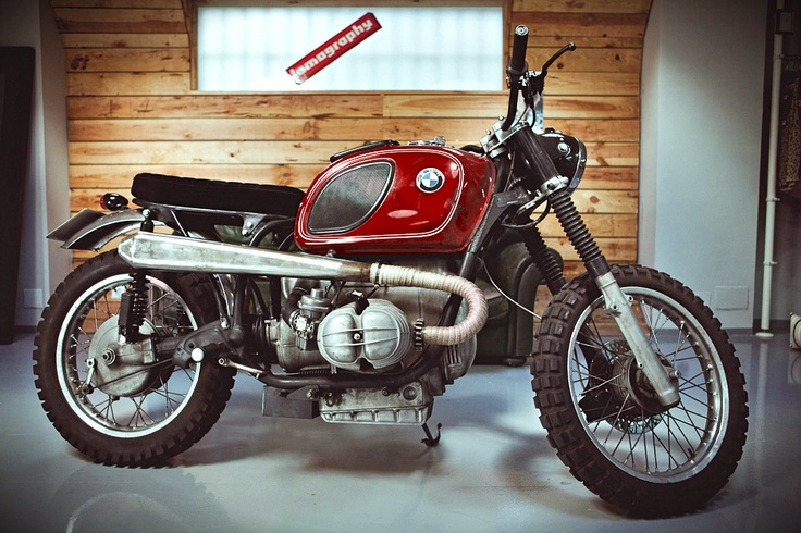 BMW R100/7 by La Raiz.  Simple. Beautiful!