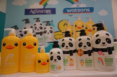 Against24 Rubber Duck & Power Panda Series Skin Care Range Available Now at Watsons  Choosing the right skin care range for my family is a bit tricky. With so many product brands offered Mommy Jane will choose the right skin wash range which is safe and effective for the whole family. Mommy Jane recently came across a new and top-selling bathing product brand from Taiwan. Against24 offers a range of alcohol preservative and soap-free bathing products which provide optimum anti-bacteria…