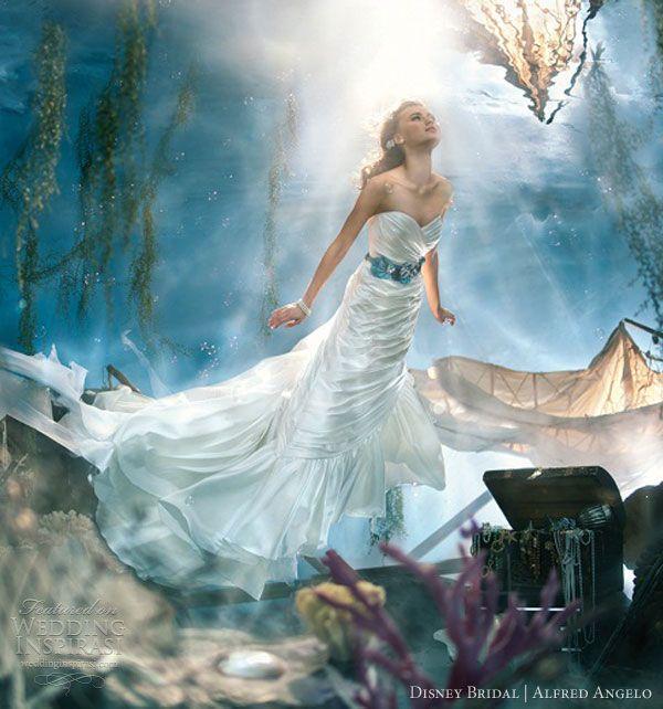 Robe de mariée (Airel) par Alfred Angelo