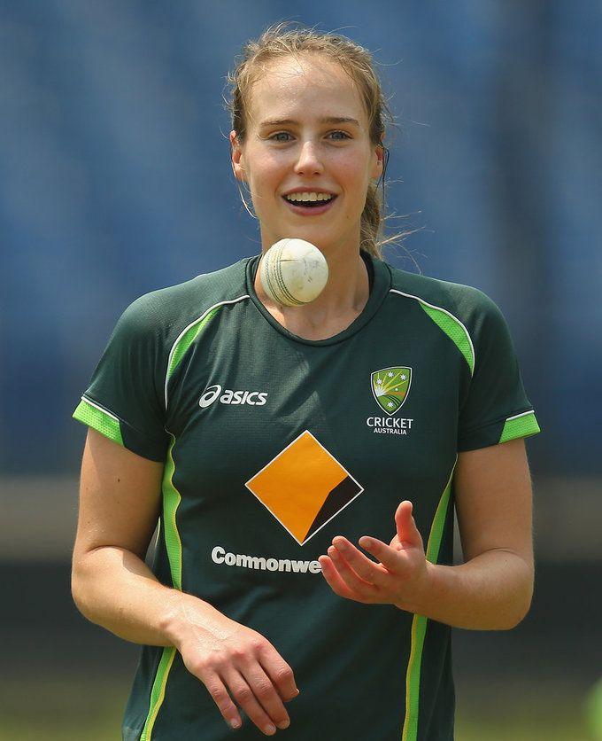 Australian sportswoman Ellyse Perry