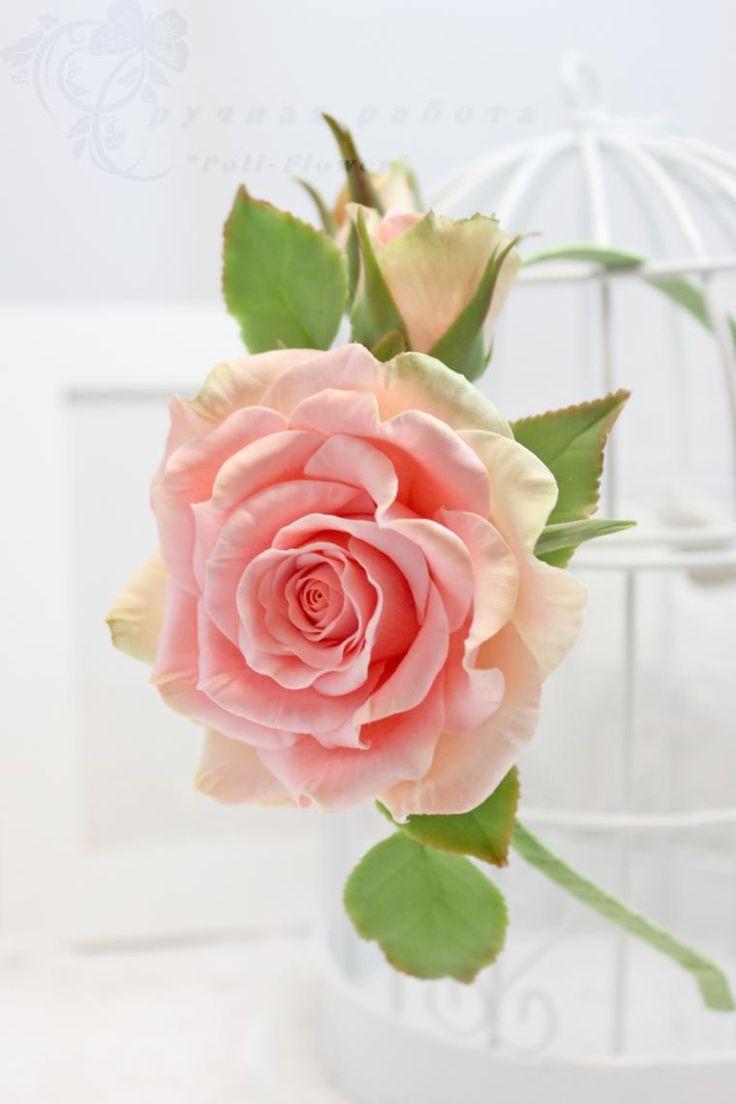 """Новинка! Ободок с розой """"Arcobaleno"""". - Ярмарка Мастеров - ручная работа, handmade"""