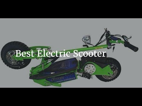 5 Best Electric Scooters 2017 - Review