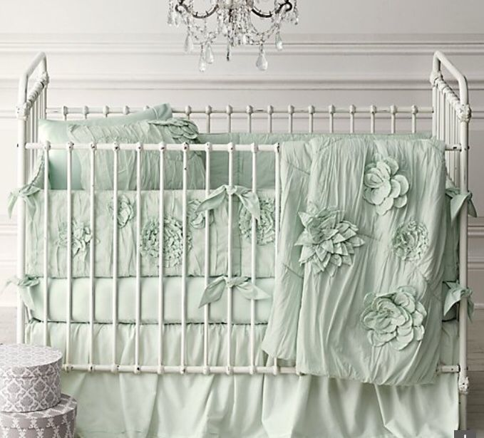 Blue Camo Bedding For Babies