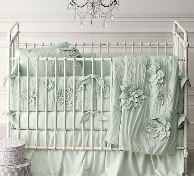 Restoration Hardware Bedding | Baby's Room | Pinterest ...