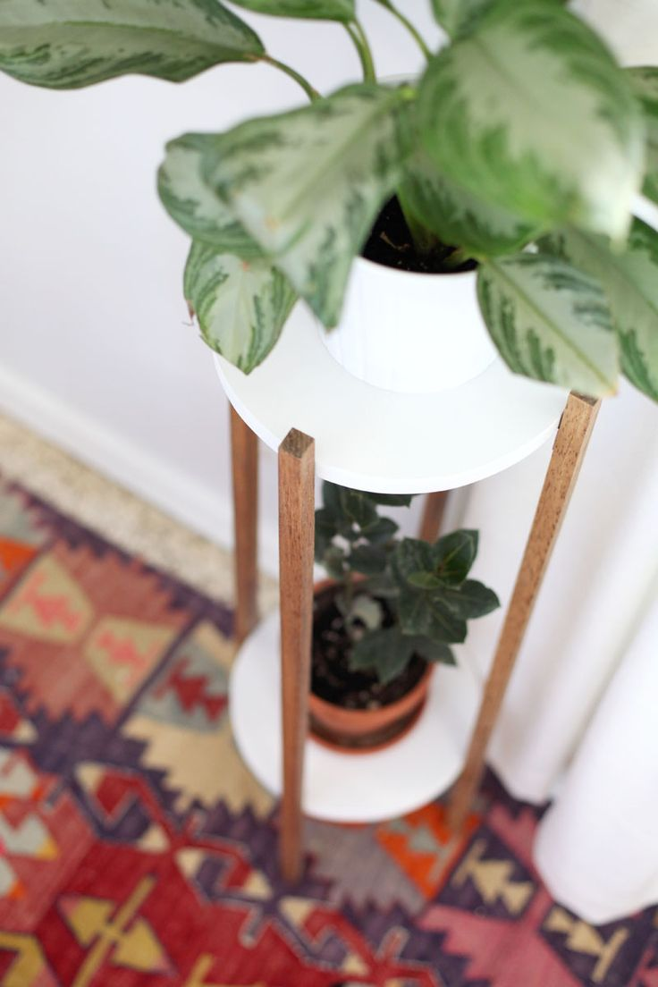 Best 25+ Diy plant stand ideas on Pinterest | Plant stands, Indoor plant  stands and Diy planter stand