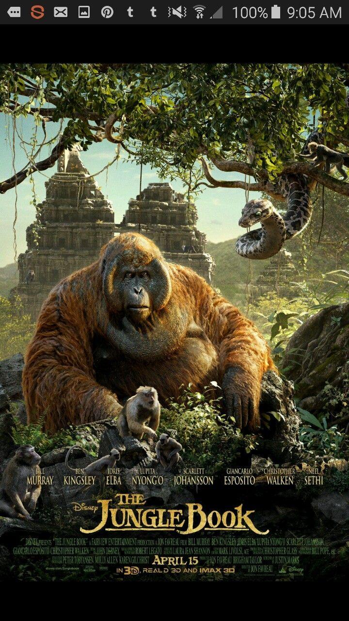 the jungle book alternate movie poster