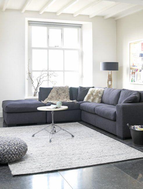 Pebbles #vloerkleed #carpet #rug #teppich #interieur #interior #design #wol #wool #perlettacarpets