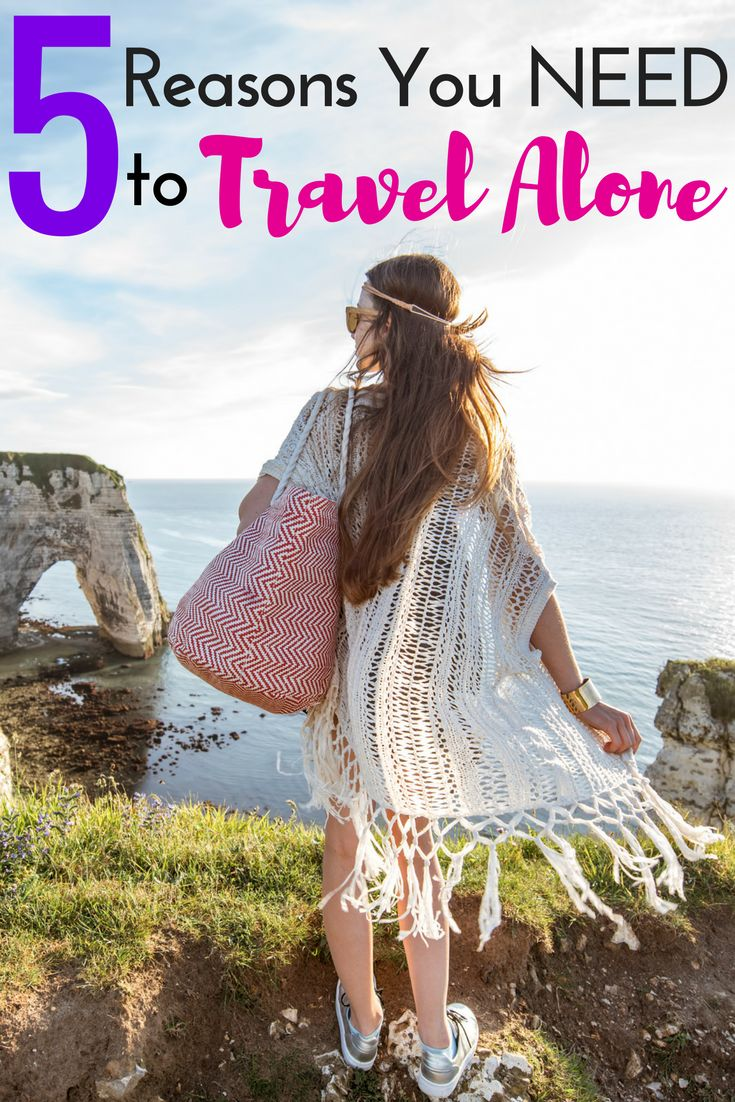 Not a #solo #traveler? Well, check our this post on traveling alone and all the reasons why you should face the fear and become a solo #female traveler. I promise that the benefits of solo travel totally outweigh the negatives.