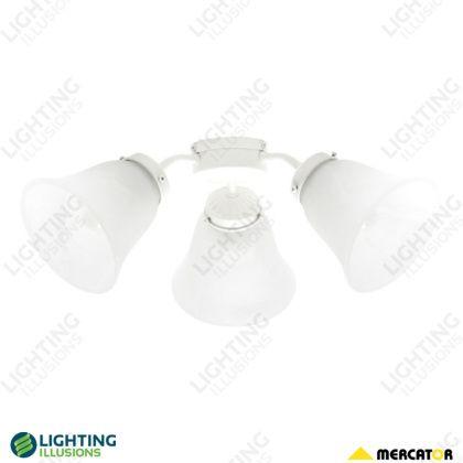 White Hamilton 35 900mm Ceiling Fan