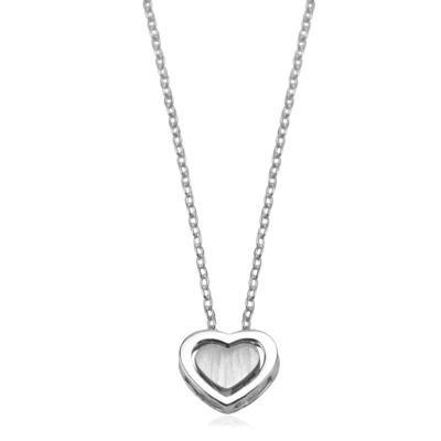 Srebrny Naszyjnik YES, 115 PLN, www.YES.pl/47497-srebrny-naszyjnik-AB-S-000-000-SNHG005 #jewellery #silver #BizuteriaYES #shoponline #accesories #pretty #style