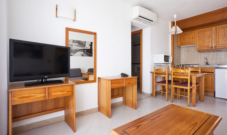 Acomódate en el apartotel de vacaciones ILUNION Menorca. http://www.ilunionmenorca.com/