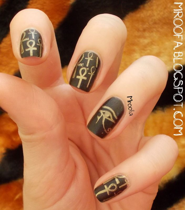 Egyptian Nails - 69 Best Egyptian Nails... Images On Pinterest Egyptian Nails, Nail