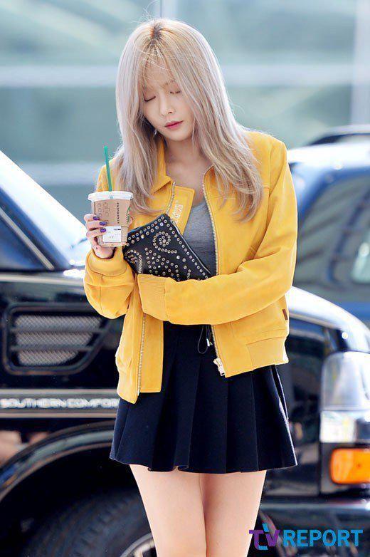 #4minute, #hyuna, #airport, #fashion, #kpop