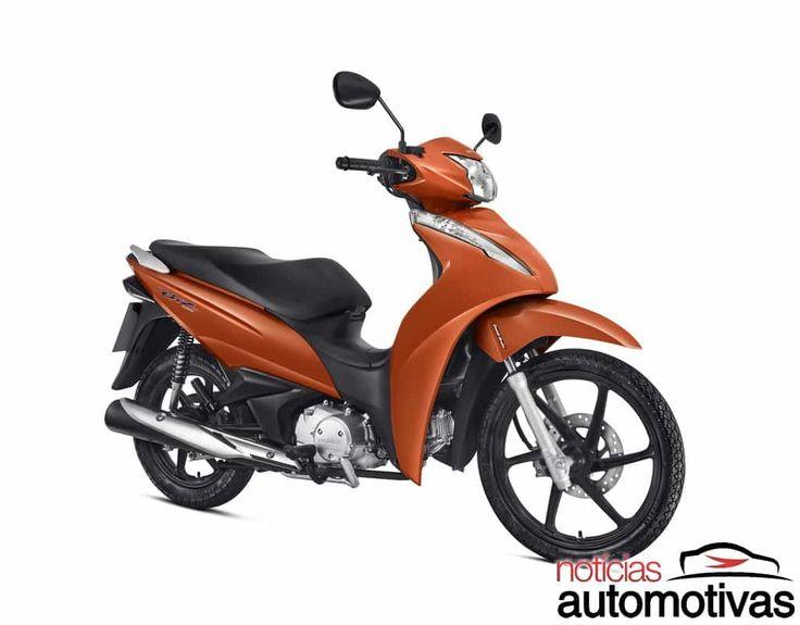 Honda-Biz-125-2018-17 Em sua quarta geração, Honda Biz 2018 traz freios CBS por R$ 7.590