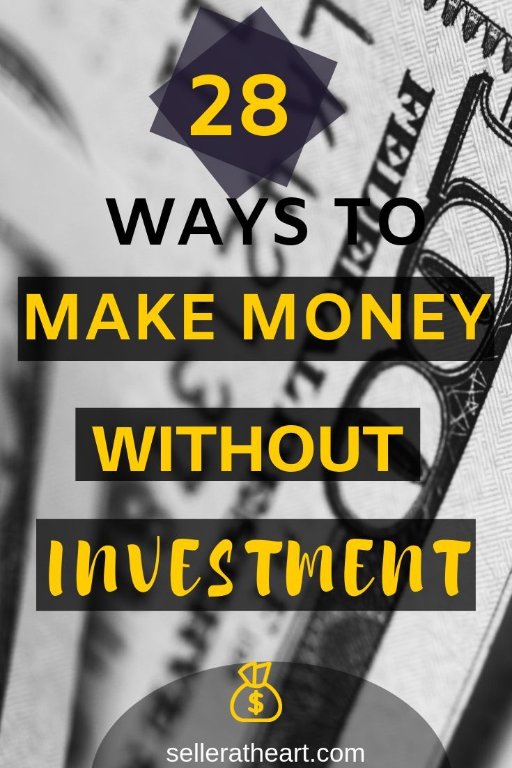 How To Earn Money Fast And Easy Without Investment