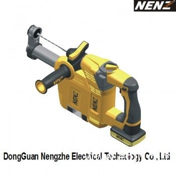 Rotary Hammer Drill with Dust Collection and Safe Clutch for Construction Tool (NZ70-01) - efull.com