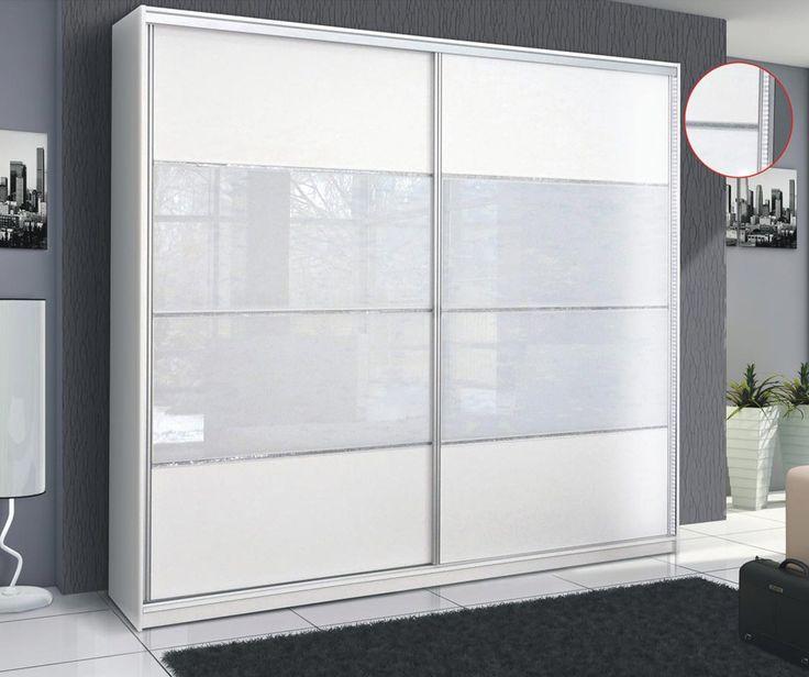 25 beste idee n over witte kledingkast op pinterest for Slaapkamer garderobekasten