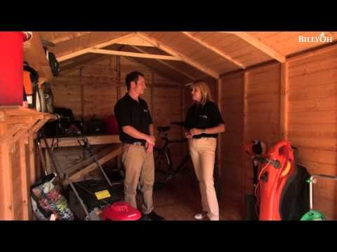 Cheap Wooden Sheds and Cheap Metal Sheds | GardenBuildingsDirect