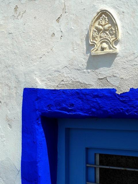 Plaka, Milos island, Cyclades, Greece