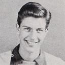 Dick Van Dyke (b. December 13, 1925) - 1943 Danville High School yearbook photo