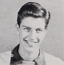 Dick Van Dyke (b. December 13, 1925) - 1943 Danville High School yearbook photo