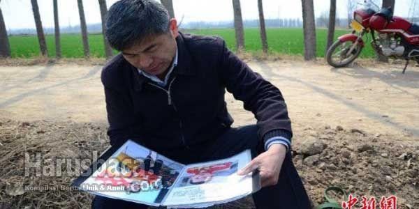 Perjuangan Ayah Mencari Anaknya Selama 18 Tahun di Jalanan, Kisah Yang Memilukan! http://goo.gl/su5AJX