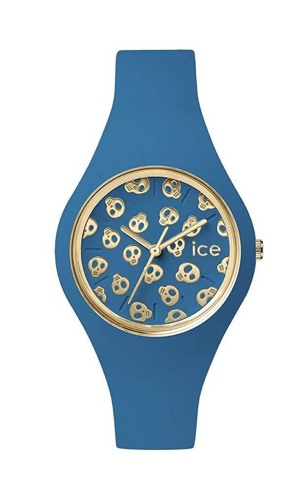 a2a10feb3253 Ice-Watch Skull Deep Water Silicone Strap Small Women s Watch 001266 ...