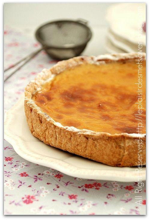... Salted Butter Caramel Tart. #food #salted #butter #caramel #tart #