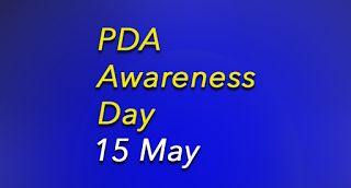 Why #PDAAwarenessDay is important to our family