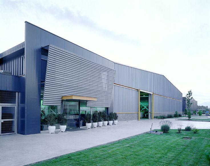 Ducasse Industrial, su fábrica con una planta de 3000m2, para satisfacer las crecientes necesidades del mercado. #ducasseindustrial #fabrica #Industries