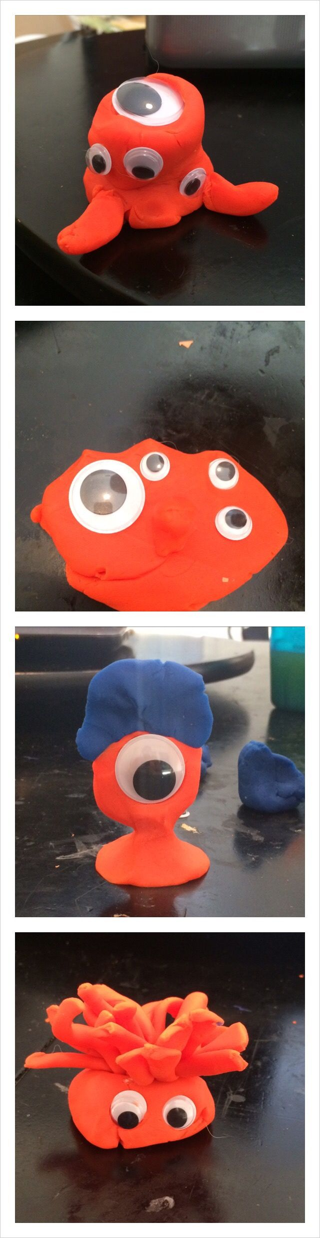 Play-Doh Monsters | Toddler Things