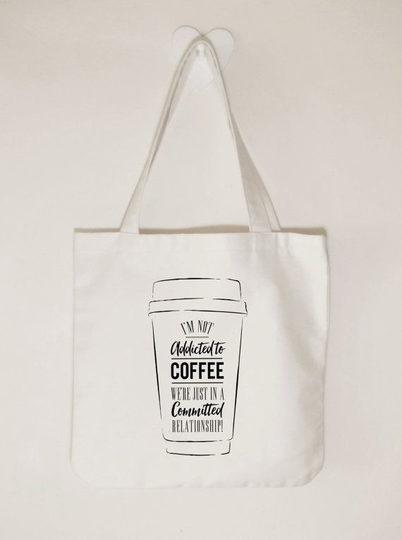 I'm not addicted to coffee we're just in a by ToastStationery