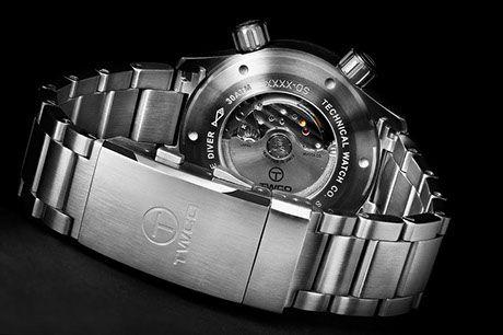 Photo showing TWCO watch