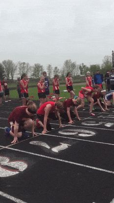 15 GIFs Of Track And Field Fails That Will Definitely Keep You On Your Couch